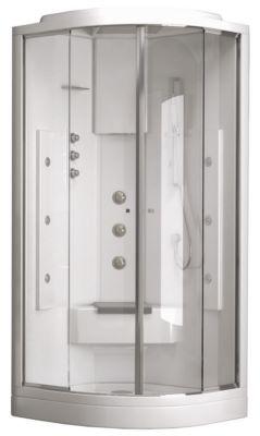 cabine de douche avantage 2 1 4 de rond kinedo. Black Bedroom Furniture Sets. Home Design Ideas