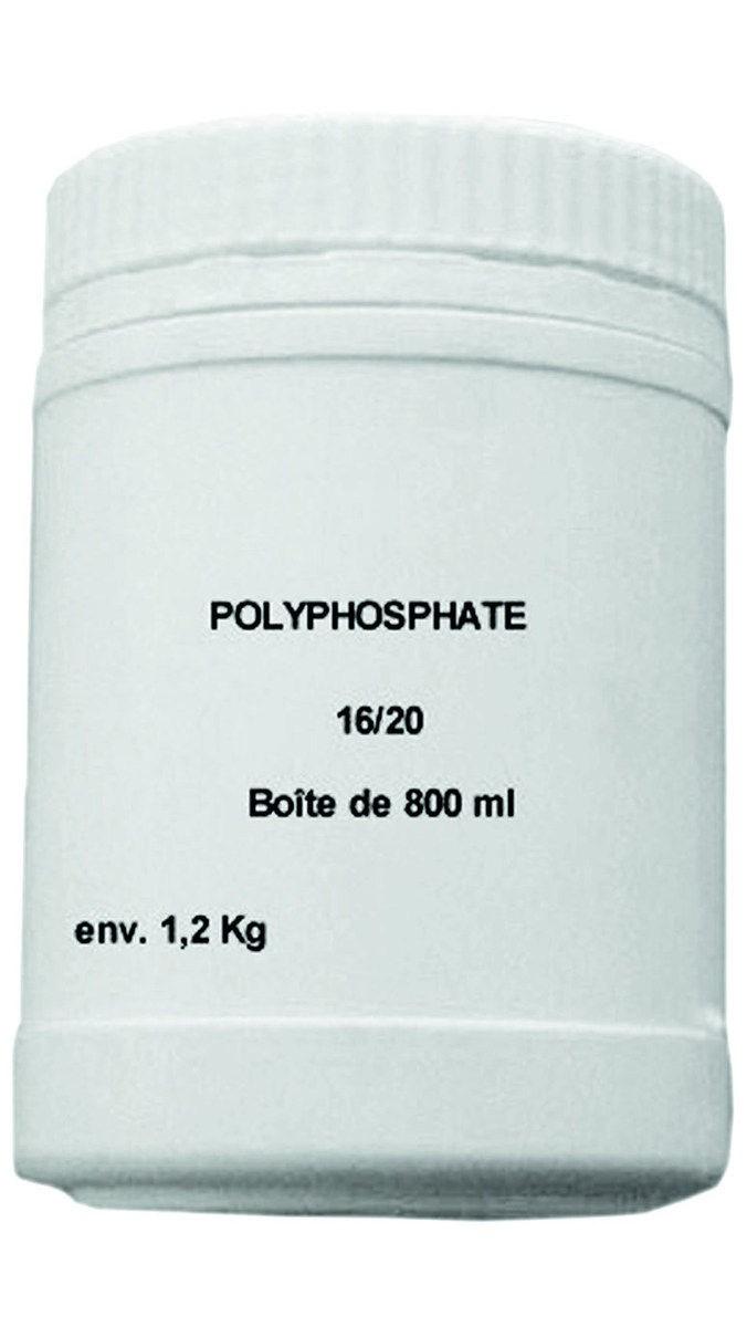 polyphosphate en pot sanitaire distribution. Black Bedroom Furniture Sets. Home Design Ideas