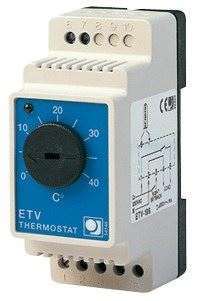 PB TUB THERMOSTAT EUROCABLE