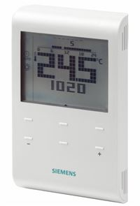 SIEMENS Thermostat d'ambiance programmable RDE