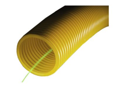 POLYPIPE Couronne TPC jaune