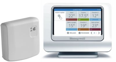 HONEYWELL Pack EVOHOME WIFI connecté