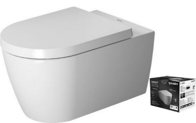 "DURAVIT Pack WC suspendu ""ME BY STARCK"" RIMLESS"