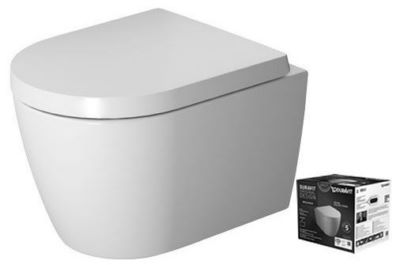 "DURAVIT Pack WC suspendu COMPACT ""ME BY STARCK"" RIMLESS"