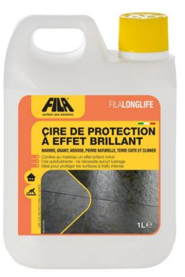 FILA Cire de protection à effet brillant FILALONGLIFE